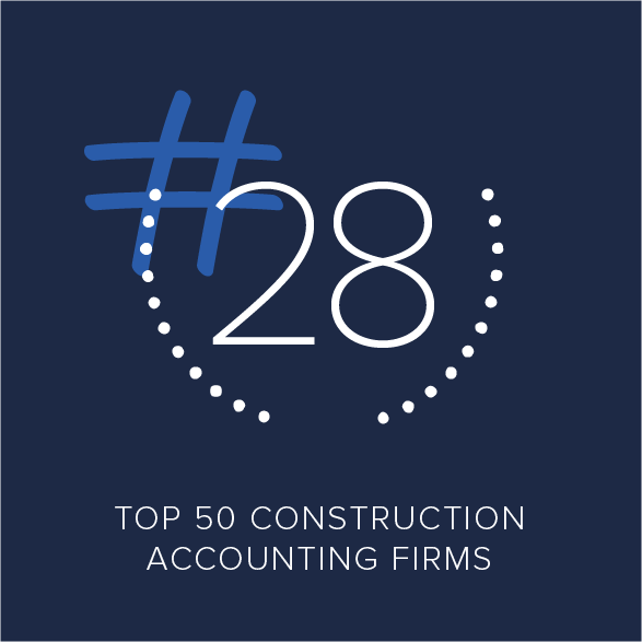 Number 28 Top Construction Accounting Firms
